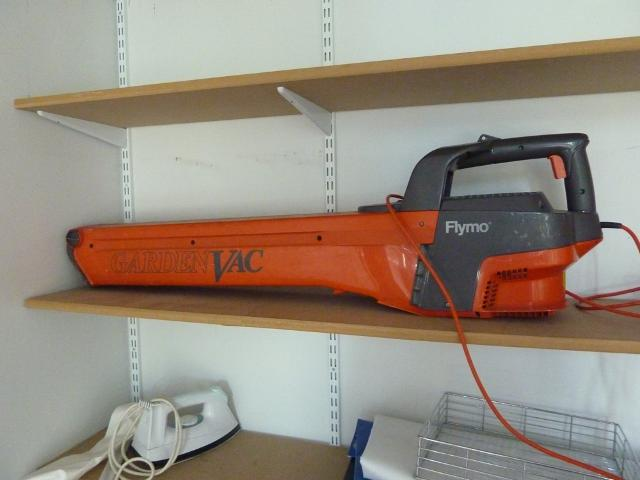 Flymo Garden Vac x 2 - 1st Machinery