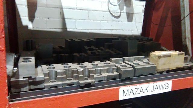 Mazak Cybertech Turn 4500M (2006) - 1st Machinery