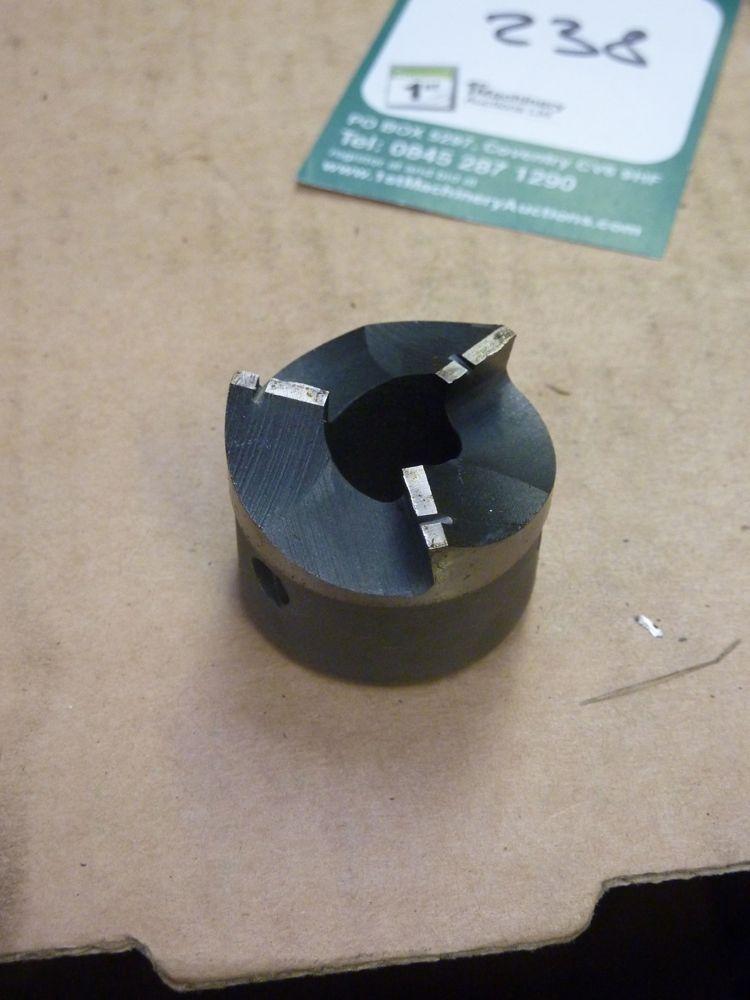 Back Spot Facing Tool Cutter - Granlund