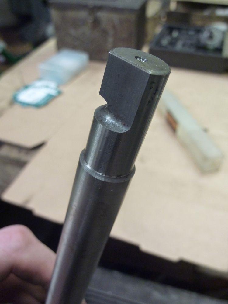 Back Spot Facing Tool - Granlund U8-14 14/16 - 1st Machinery U Spot Location