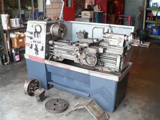 colchester triumph 2000 lathe - 1st machinery