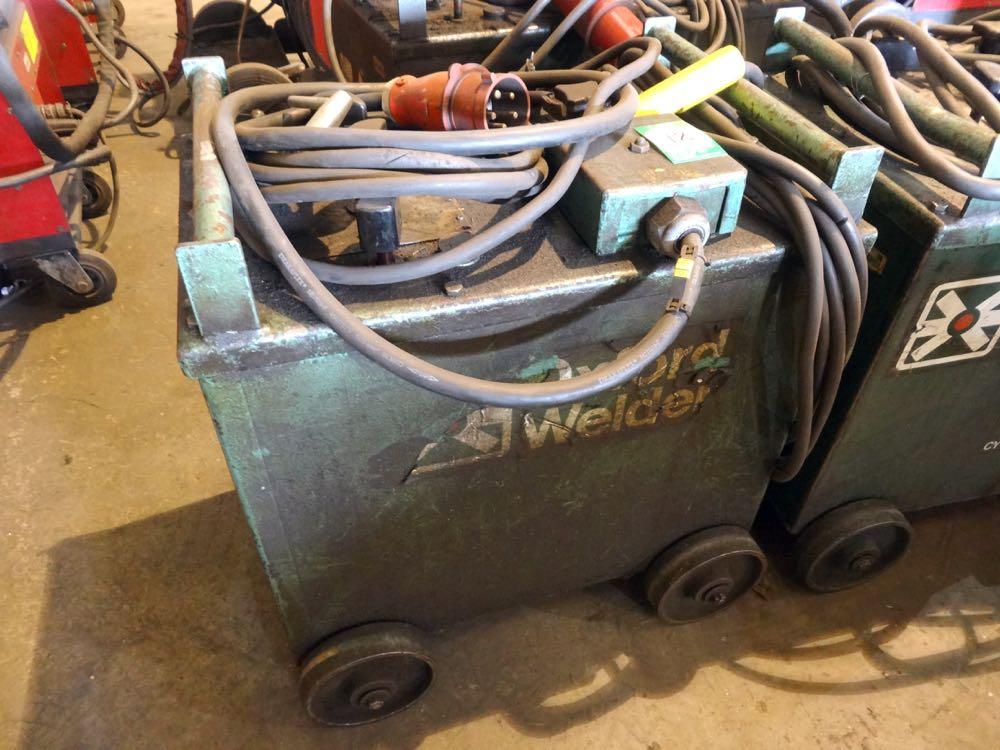 Oxford ARC Stick welder 300 amp - 1st Machinery
