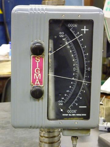 Sigma Comparator - 1st Machinery