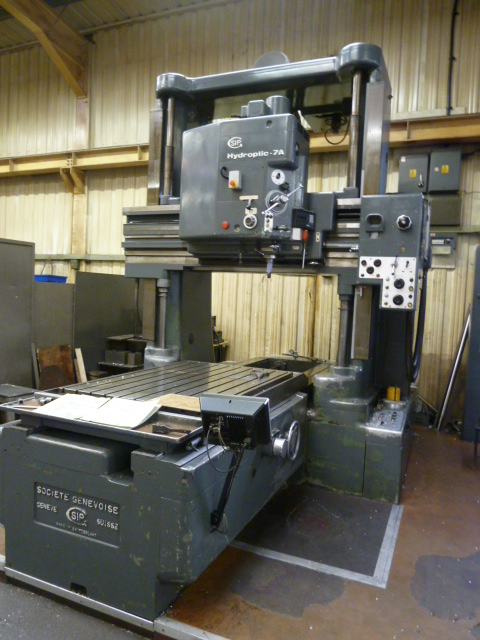 Sip 7a Jig Borer With Tooling 1st Machinery