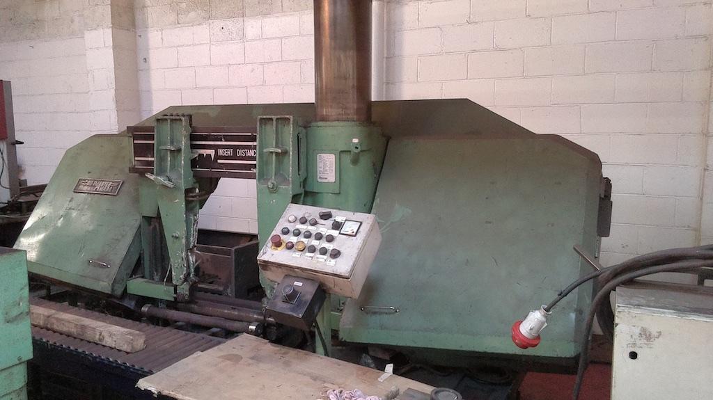 Amada Bandsaw - 1st Machinery