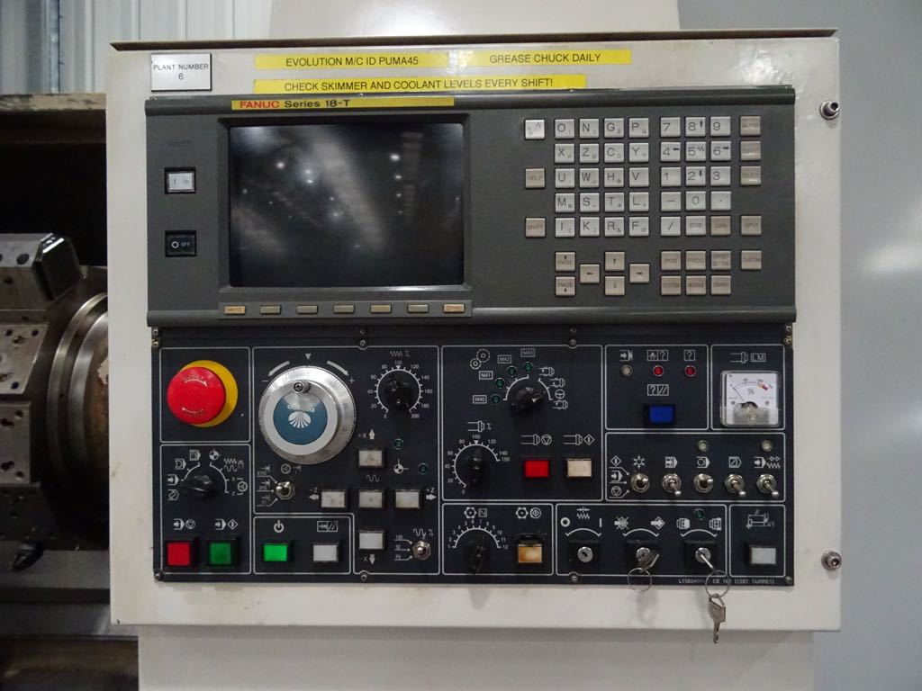 Doosan Puma 450 4 100 [ doosan machine tools manuals puma ] cnc lathe,doosan lynx  at n-0.co
