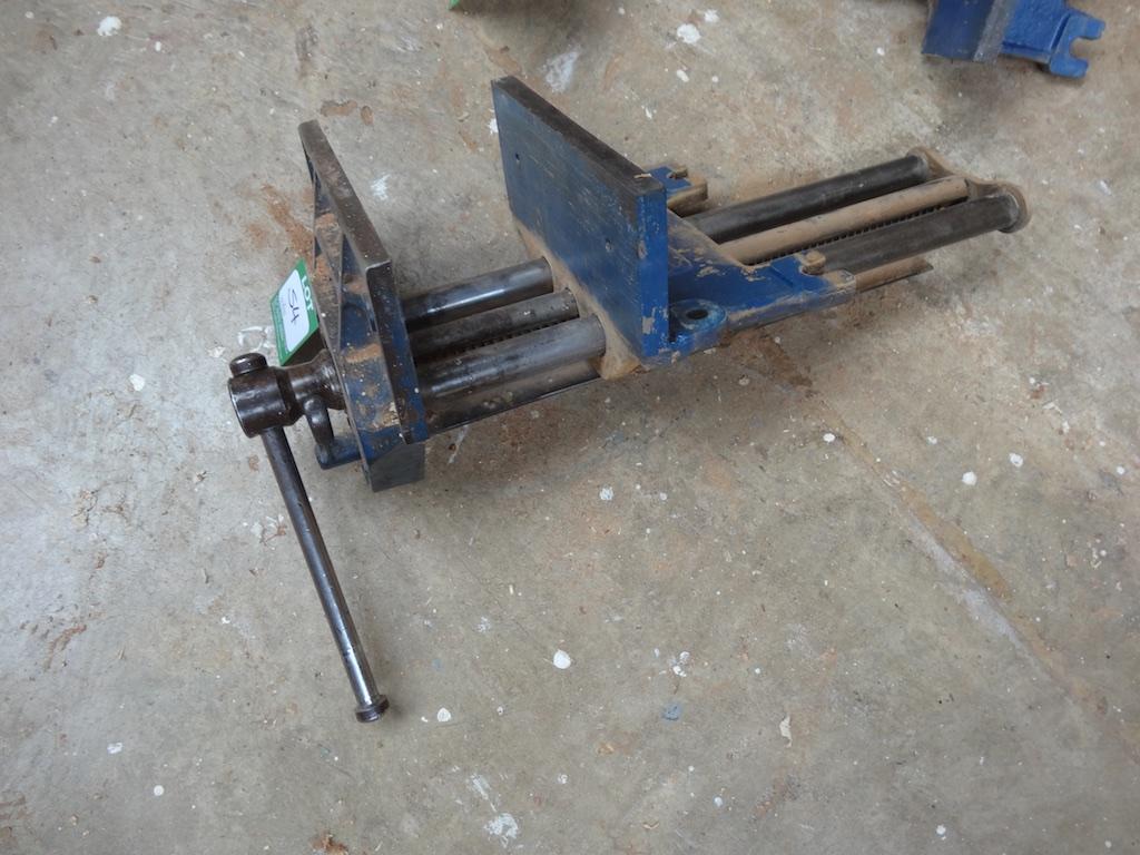 Record Bench Vice 52 5e 1st Machinery
