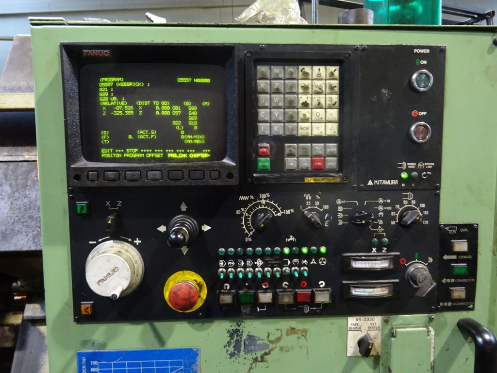 Fanuc 10t Control manual