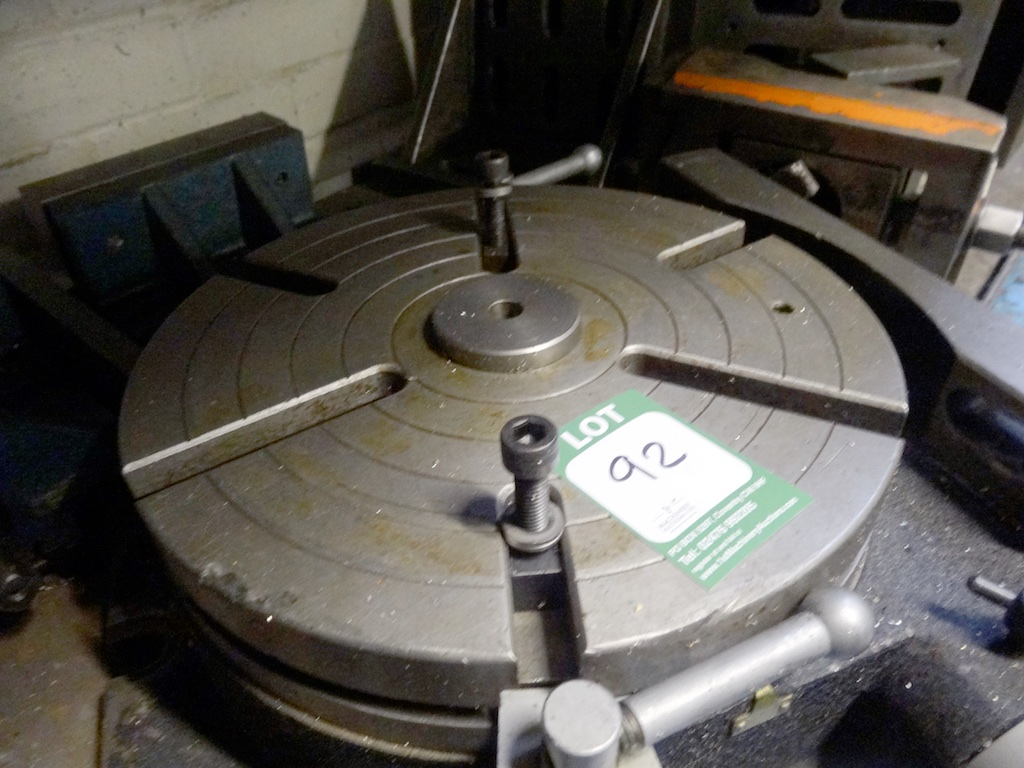 12 rotary table 1st machinery for 12 rotary table