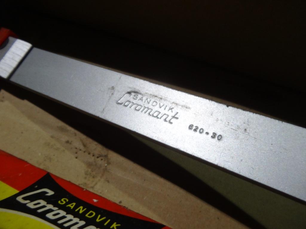 Sandvik 620-30 tool - 1st Machinery