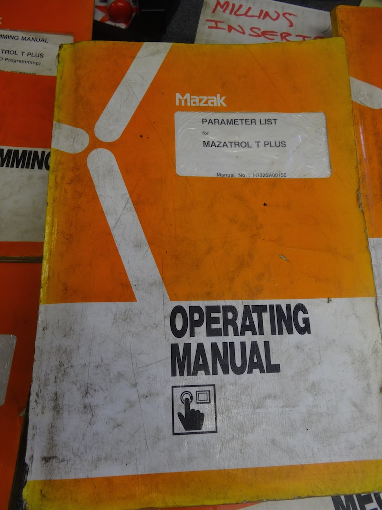 Mazak Intergrex 35Y Turning Centre (Nov  1997) - 1st Machinery