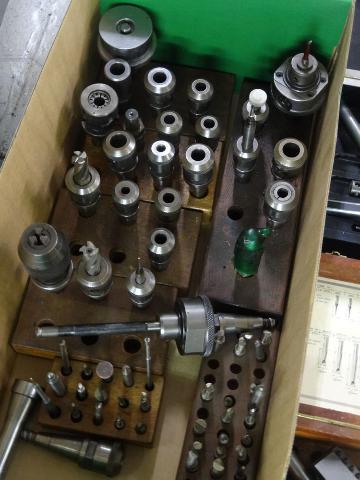 Moore No 3 Jig Borer 1st Machinery