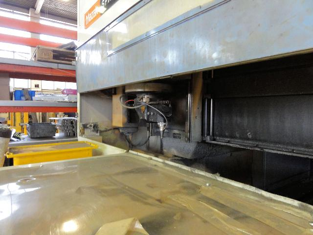 Mazak Space Gear 48 5 Axis Laser Cutting Machine 1st