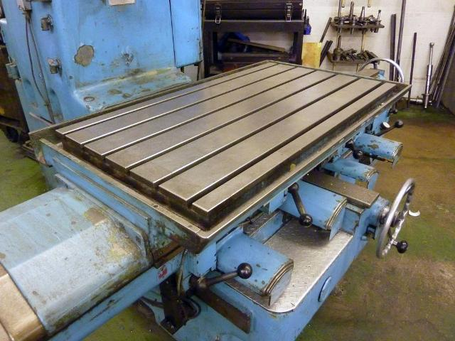 Jig Bore Rotary Table : Newall jig borer with tooling and dro st machinery