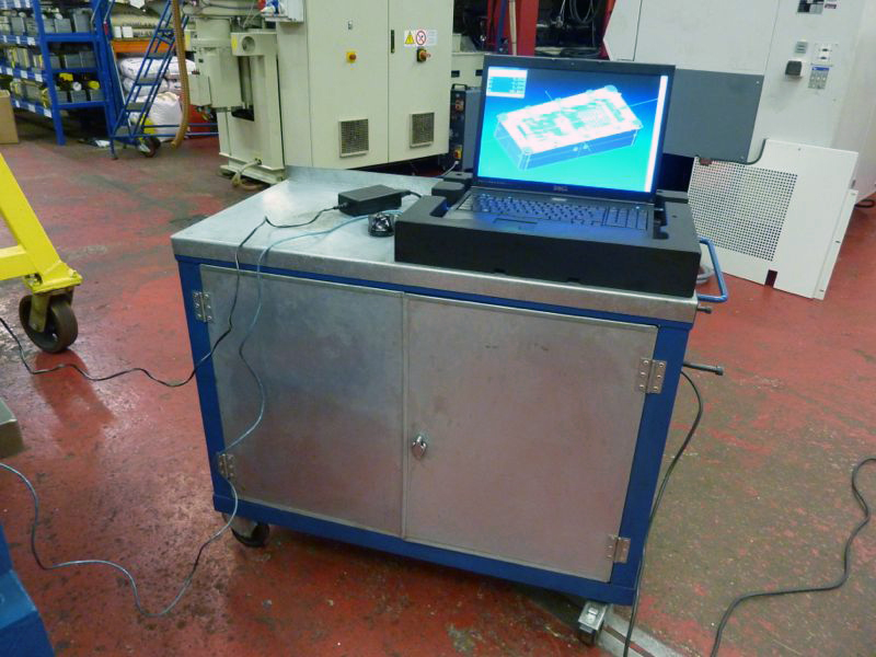 Faro Gage Plus Personal Coordinate Measuring Machine (2010)