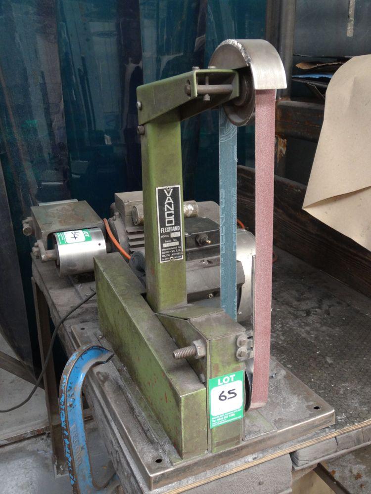 Vanco Flexiband 1 Quot Linisher 1st Machinery
