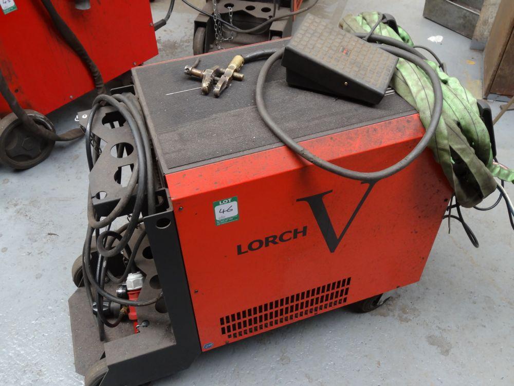 Lorch V30 Weld Set 1st Machinery