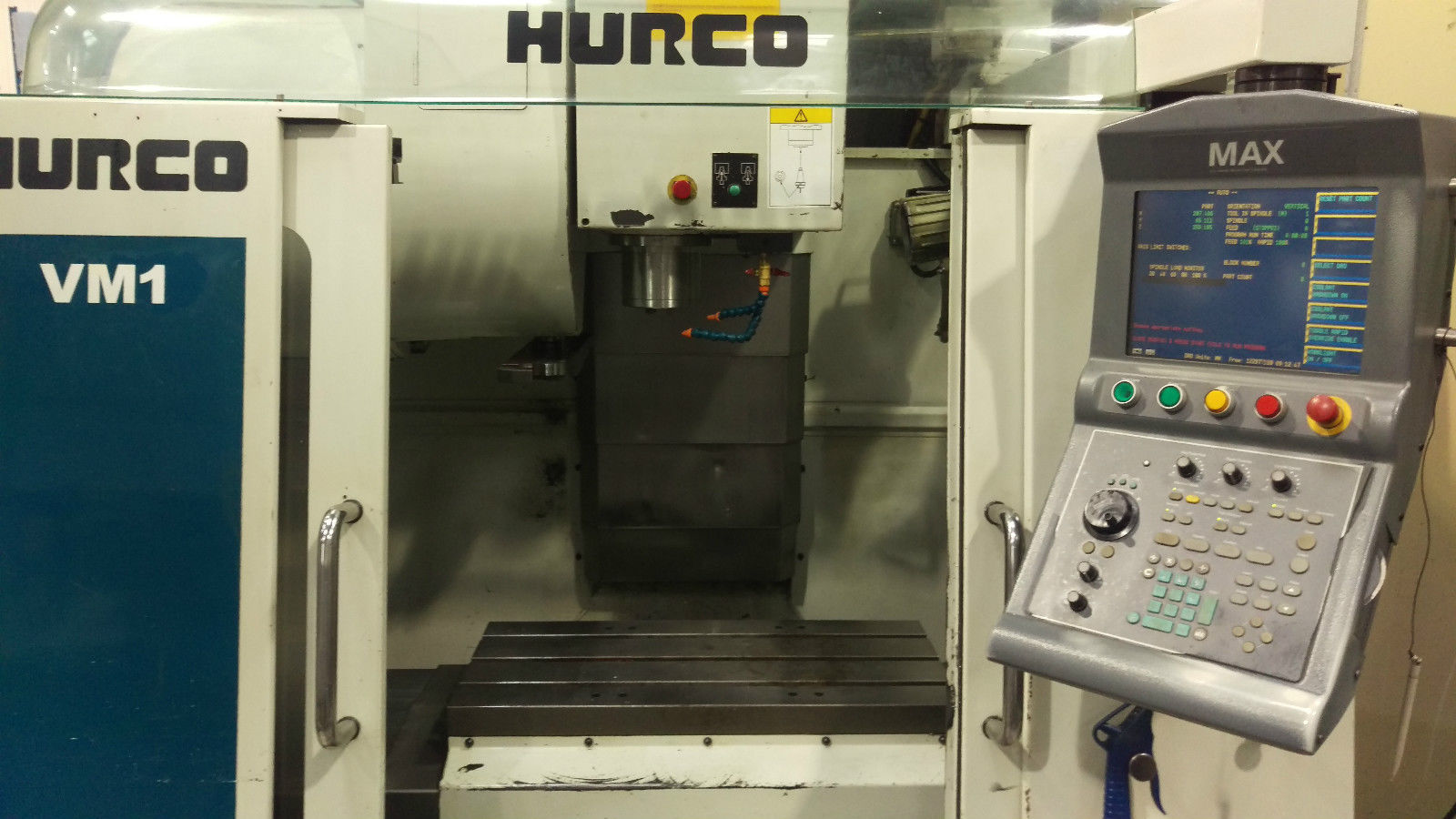 Hurco VM1 (2003) - 1st Machinery