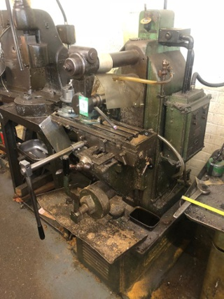 Sutherland Turned Parts Ltd Auction - 1st Machinery