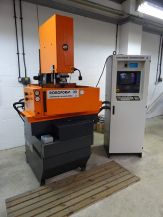 high quality toolroom equipment auction 1st machinery rh 1stmachineryauctions com Charmilles Wire EDM Parts Charmilles Technologies Parts