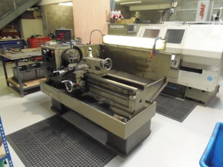 Owners manual harrison m400 Lathe